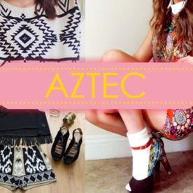 Novos posts - Têndencia Aztec