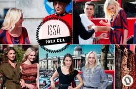issa london - nova coleção internacional da c&a